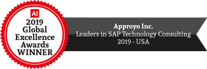 Approyo named Leaders in SAP Technology Consulting by Acquisition International