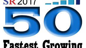 Approyo Named Among 50 Fastest Growing Tech Companies 2017 by  The Silicon Review Magazine