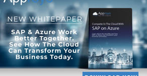 New Approyo Whitepaper: Compete In The Cloud With SAP on Azure