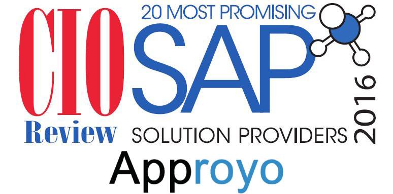 CIOreview SAP HANA Approyo