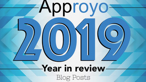 2019 Year In Review: Top Approyo Blog Posts