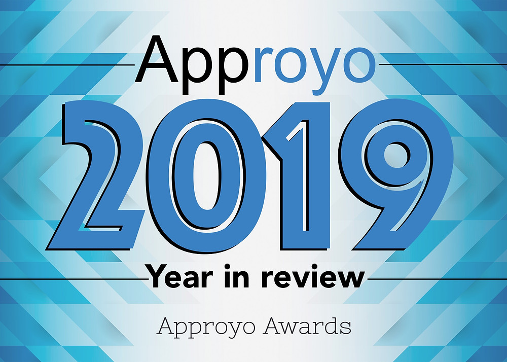Approyo 2019 Year in Review: Awards & Recognitions