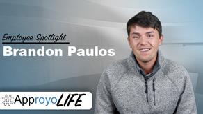 January Employee Spotlight: Brandon Paulos