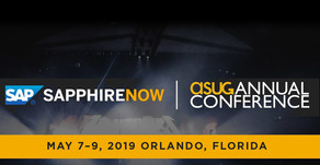 SAP SAPPHIRE NOW and ASUG Annual Conference recap with Approyo CTO Sean Gilmour