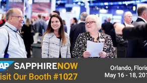 Join Approyo and our partners at SAPPHIRE NOW and ASUG Annual Conference