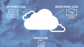 What's the Difference? On-premise vs Hosted vs Hybrid Cloud Solutions