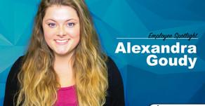 Employee Spotlight: Alexandra Goudy