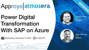 Join us for our Upcoming Webinar: Power Digital Transformation With SAP on Azure