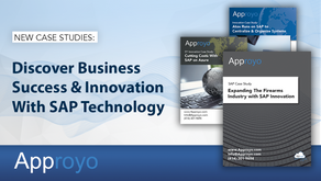 Three New Approyo Case Studies Available Now