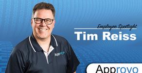 Employee Spotlight: Tim Reiss