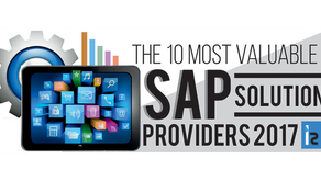 Approyo named one of 10 Most Valuable SAP Solution Providers by Insights Success Magazine