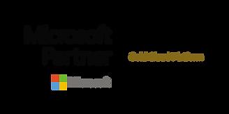 Microsoft partner gold cloud platform logo transparent.png
