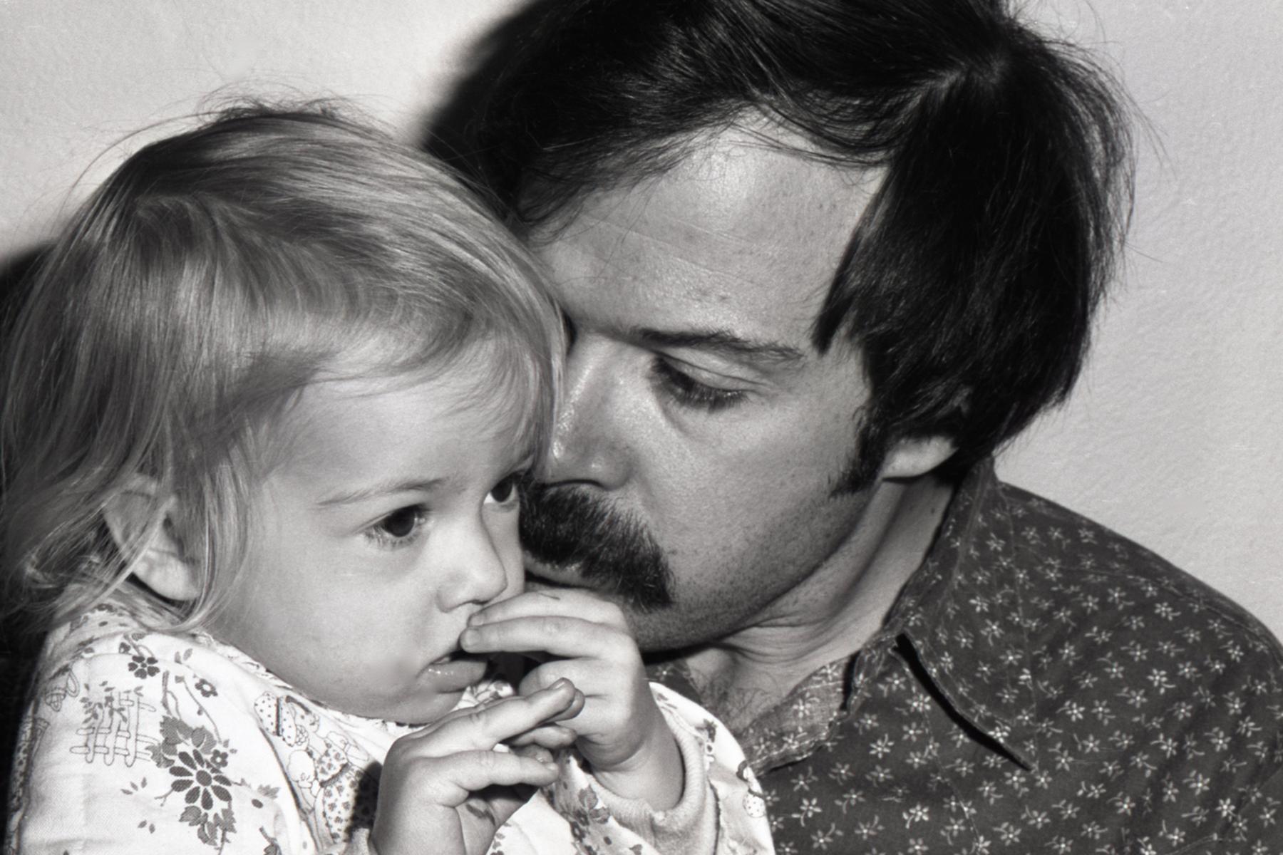 '76 Alison, Self Portrait with Alison Cardiff, Md