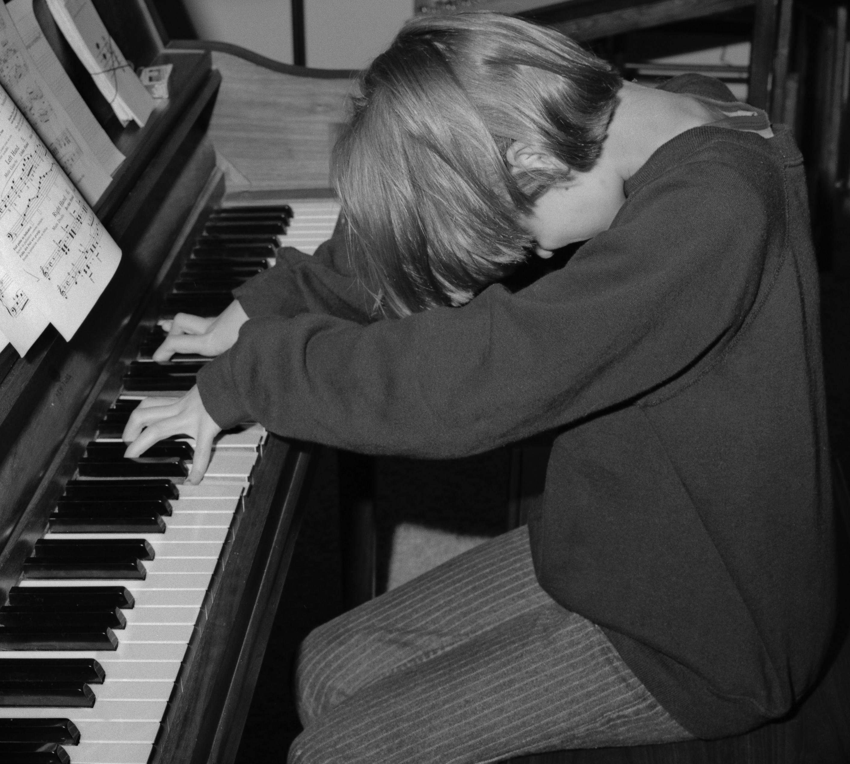 '86 Alison, Piano Columbia Md