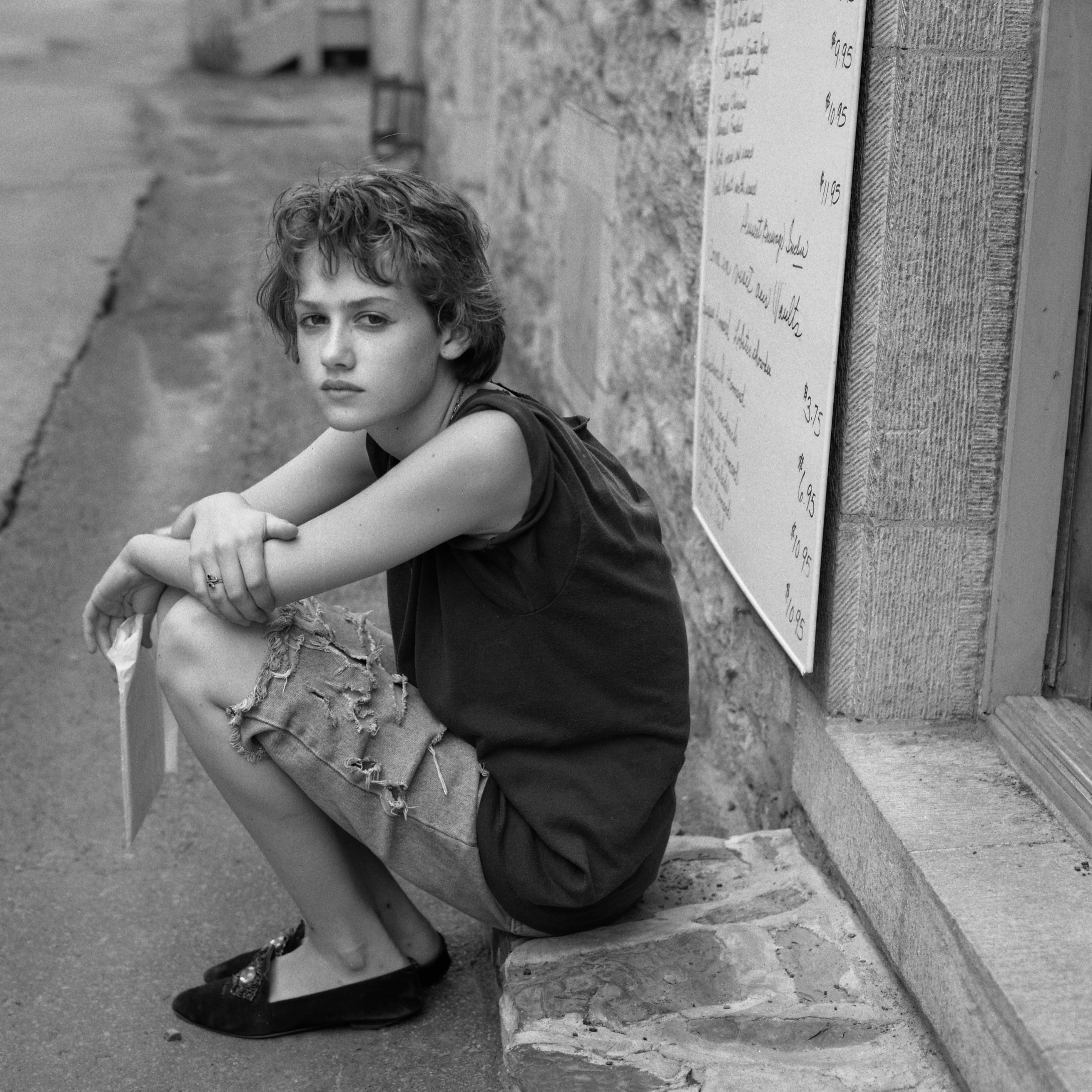 '89 Alison in Quebec, Ca