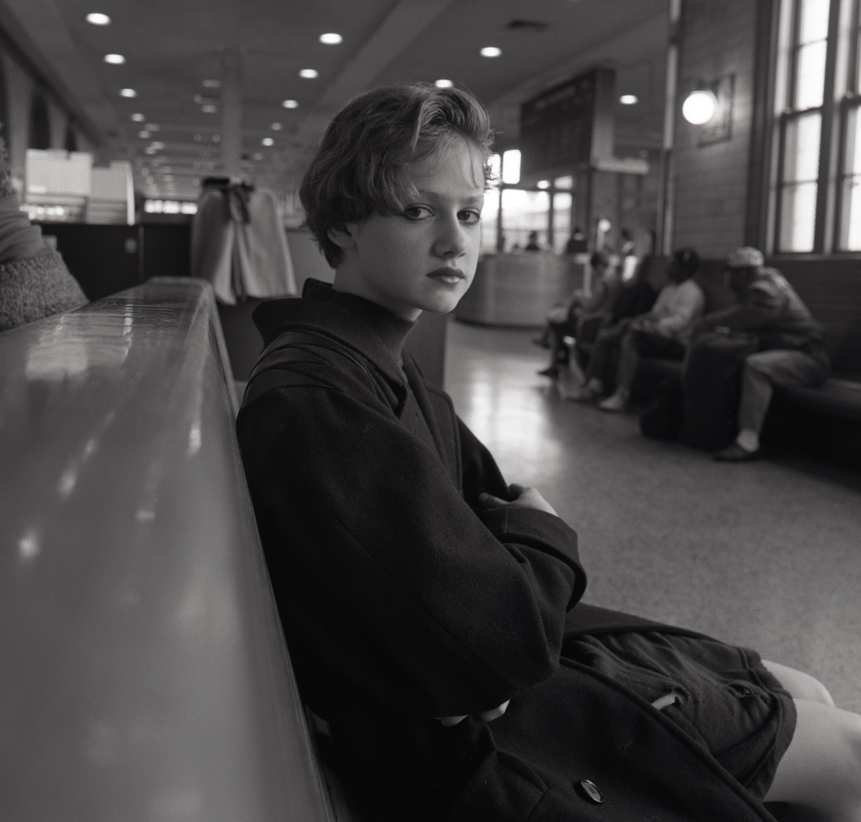 '88 Alison Penn Station