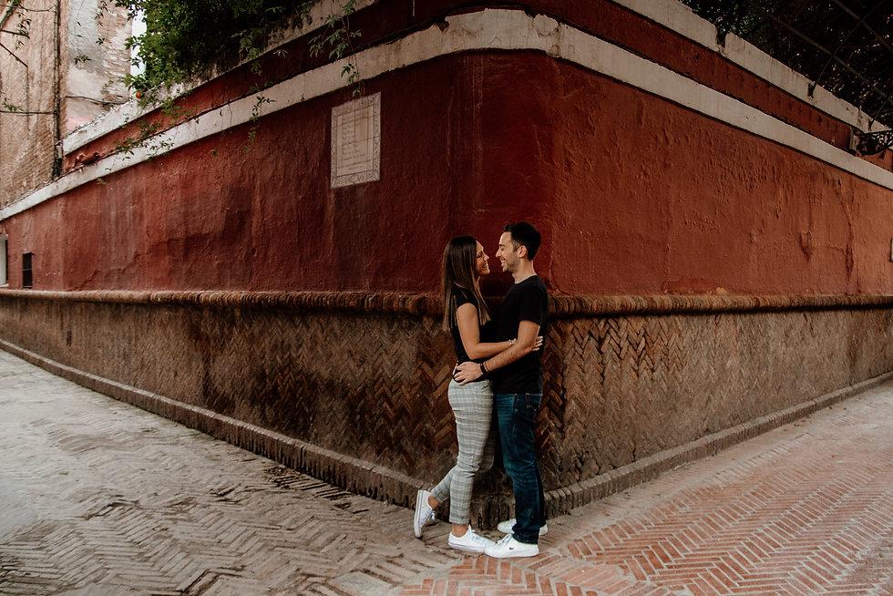 Silvia Galán -Fotógrafa de Bodas en Se