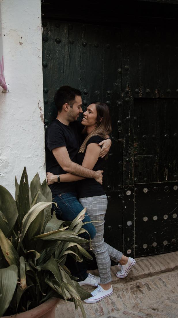 Preboda en el Barrio Santa Cruz de Sevilla   Silvia Galán