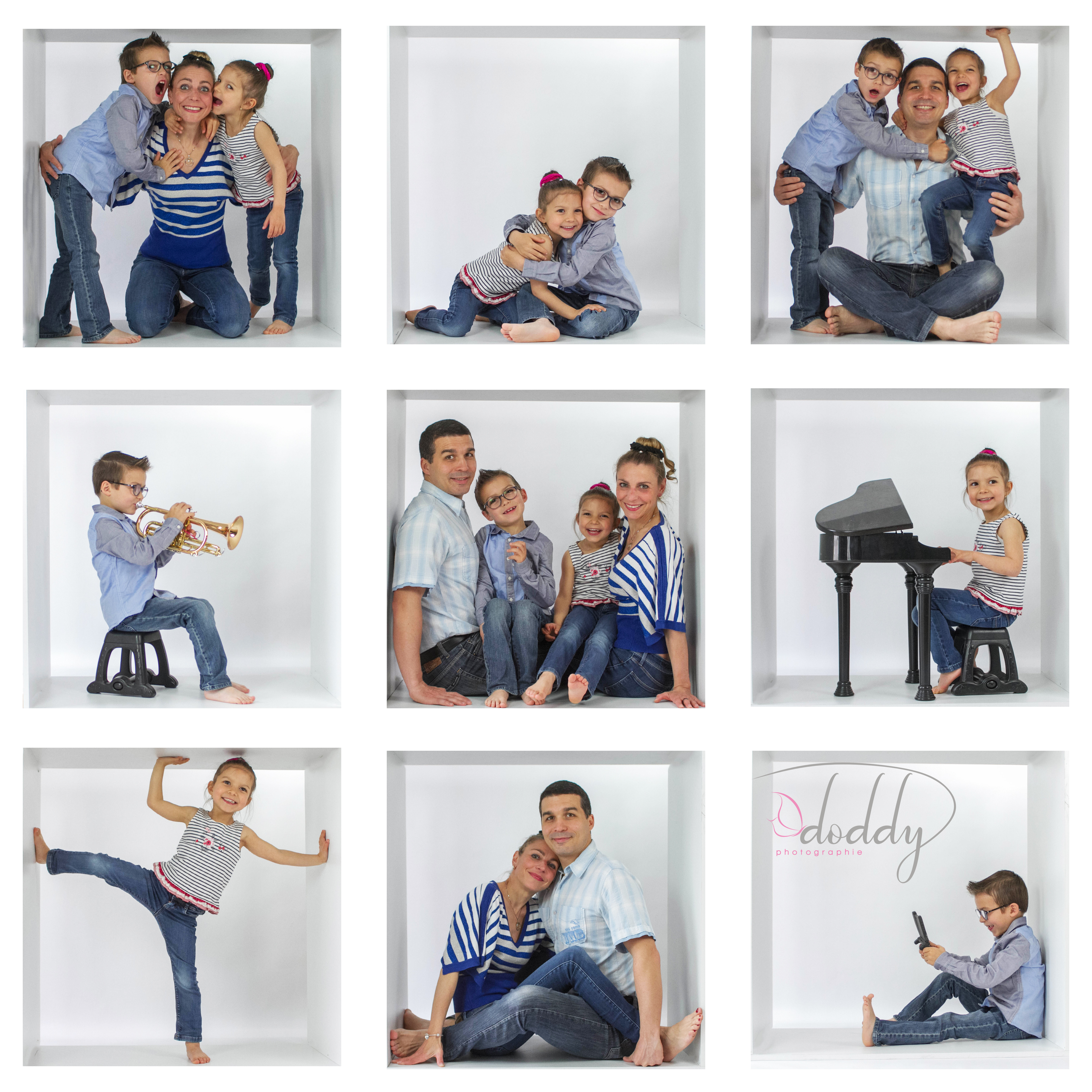 La Family Box : La plus fun des séances photo en famille