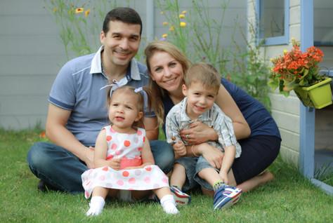 photo famille yvelines