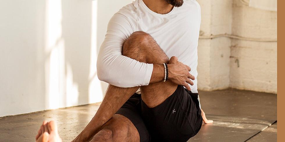 Evening Yoga with Jaffer