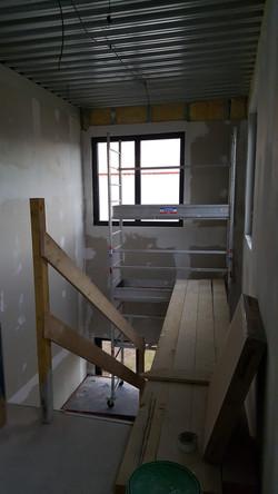 pose d'escalier compiegne