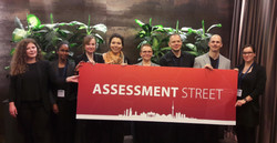 EFAD 2019 Gruppenbild Assessment Street