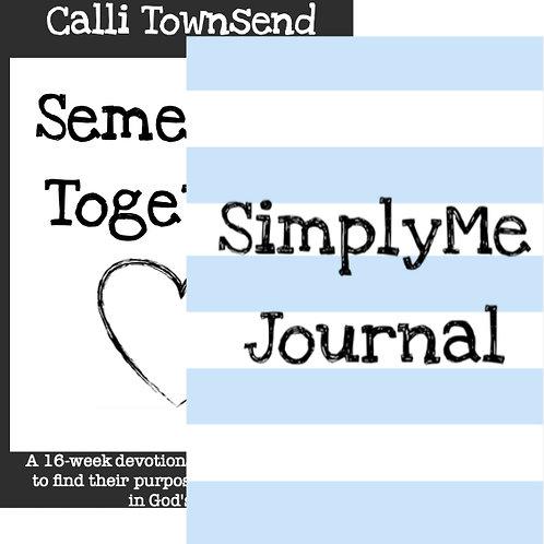 Devotional & Journal Pack