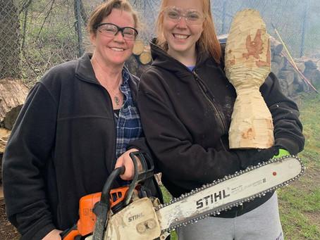 Quarantine Story: Kathy & Michaela Nelson