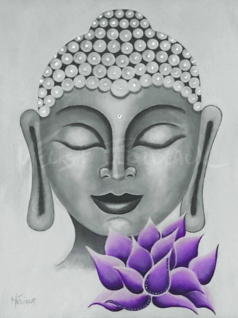Buddha Lotus 29