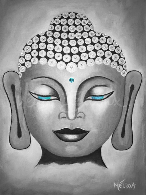 Buddha Blue Eyes2