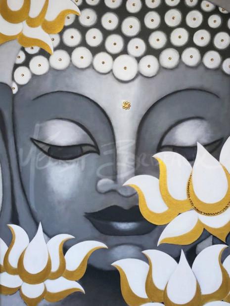 Buddha Lotus25