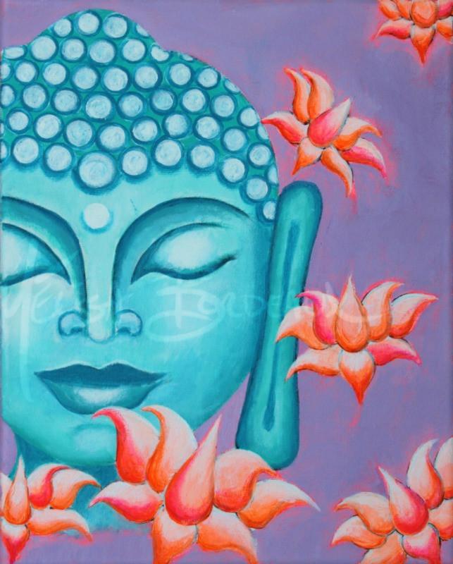 Tropical Buddha
