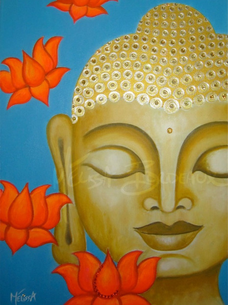 Buddha Lotus7