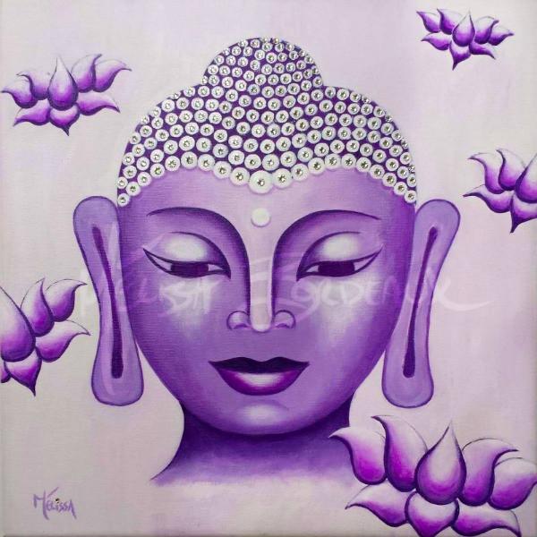 Buddha Lotus 30
