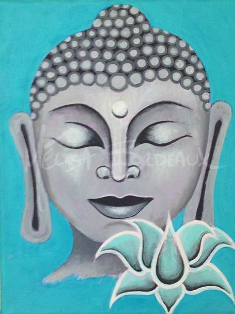 Buddha Lotus27