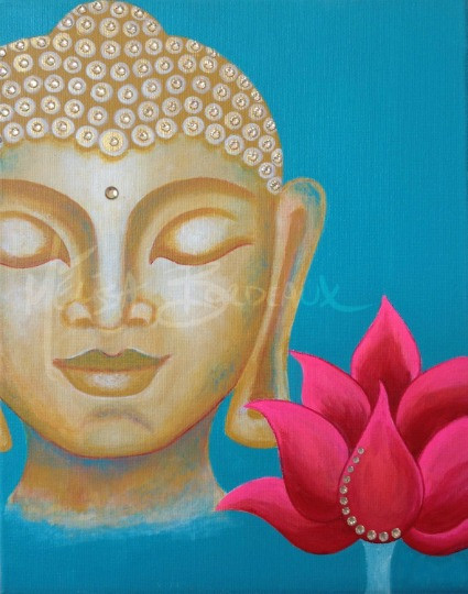 Buddha Lotus11