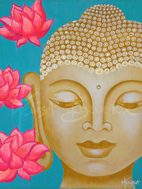 Buddha Lotus14
