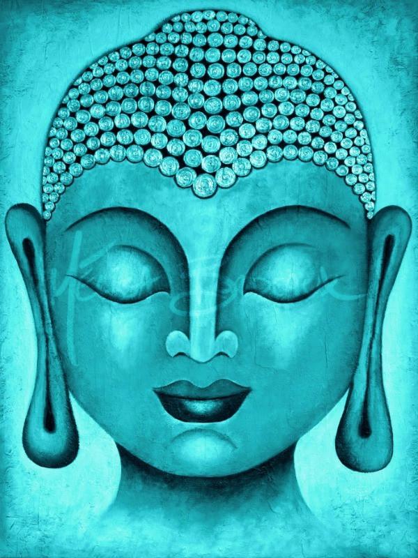 Turquoise Buddha