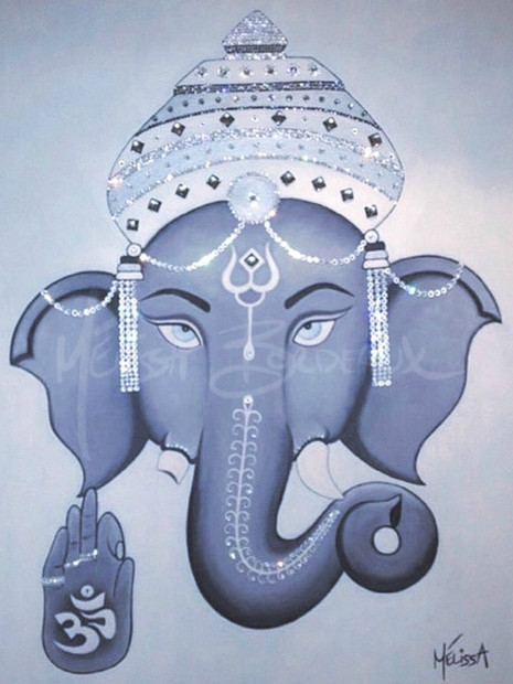 Grey Ganesh