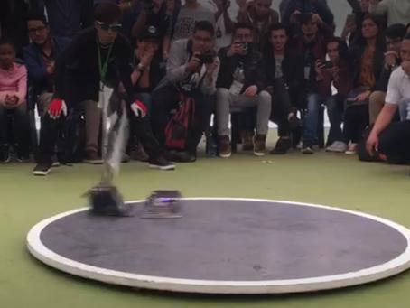 """¡Histórico! Por primera vez Colombia le gana a Japón en un torneo de robótica.... """"En una Final"""""""