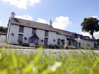 The Fforest Inn at Llanfihangel Nant Melan