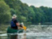 Canoe experience Wales