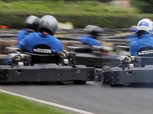 Go Karting Glamping Wales
