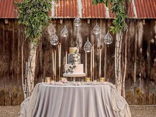 {Jenn Robirds Events} Sacramento Bride and Groom