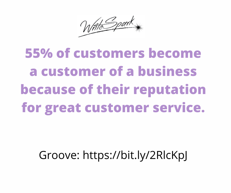 business great customer service