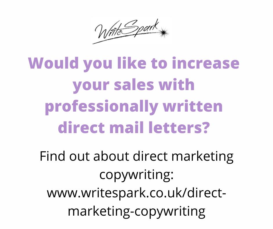 direct marketing copywriting