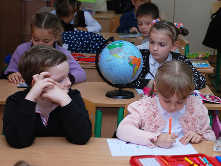What are the best types of questions to ask primary children?
