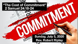 PCCC - Cost of Commitment - title graphi