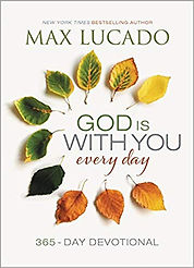 PCCC - GOD is WITH YOU every day - book